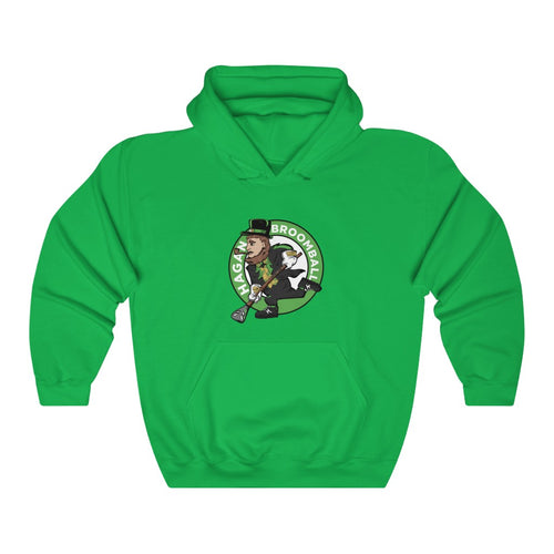 Irish Broomball Hooded Sweatshirt