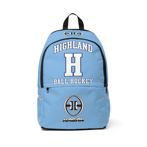 Unisex Fabric Backpack - Highland
