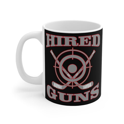 Mug 11oz - Hired Guns