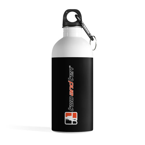 Stainless Steel Water Bottle - 2 and 10