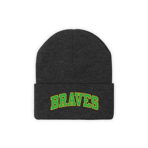 Knit Beanie- 10 COLORS BRAVES