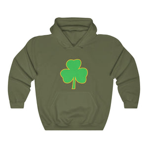 2 SIDED Hooded Sweatshirt - (12 colors available) -BRAVES