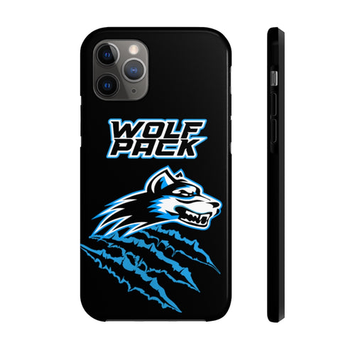 case  Mate Tough Phone Cases - (9 Phone Models)  -  Wolfpack