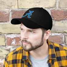 "Twill Hat ""velcro closure"" - (5 colors) - Americans"