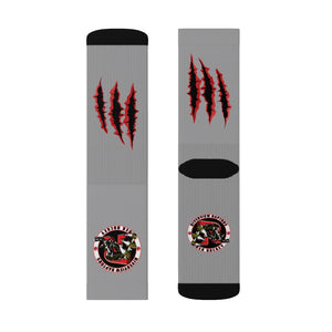 Sublimation Socks - Raptors (Gray)