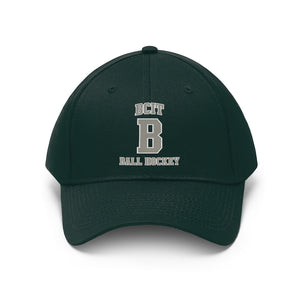 "Twill Hat ""velcro closure"" - (5 colors) BCIT"