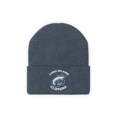 Knit Beanie- 9 COLORS - CLIPPERS
