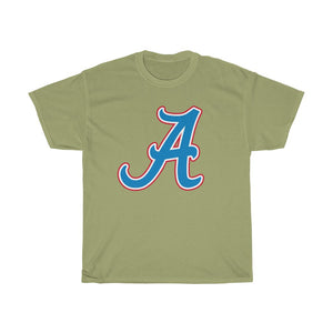 Unisex Heavy Cotton Tee - (14 Colors) - Americans