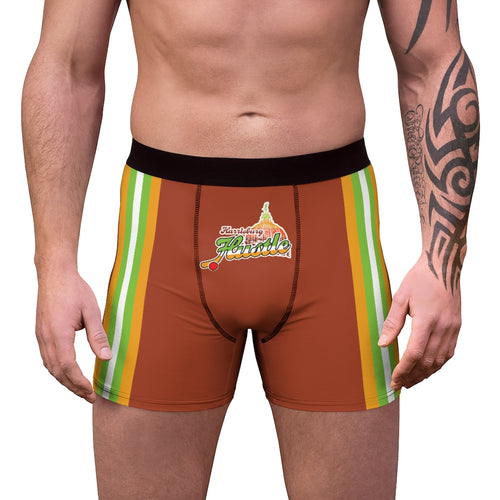 Men's Boxer Briefs - Hustle