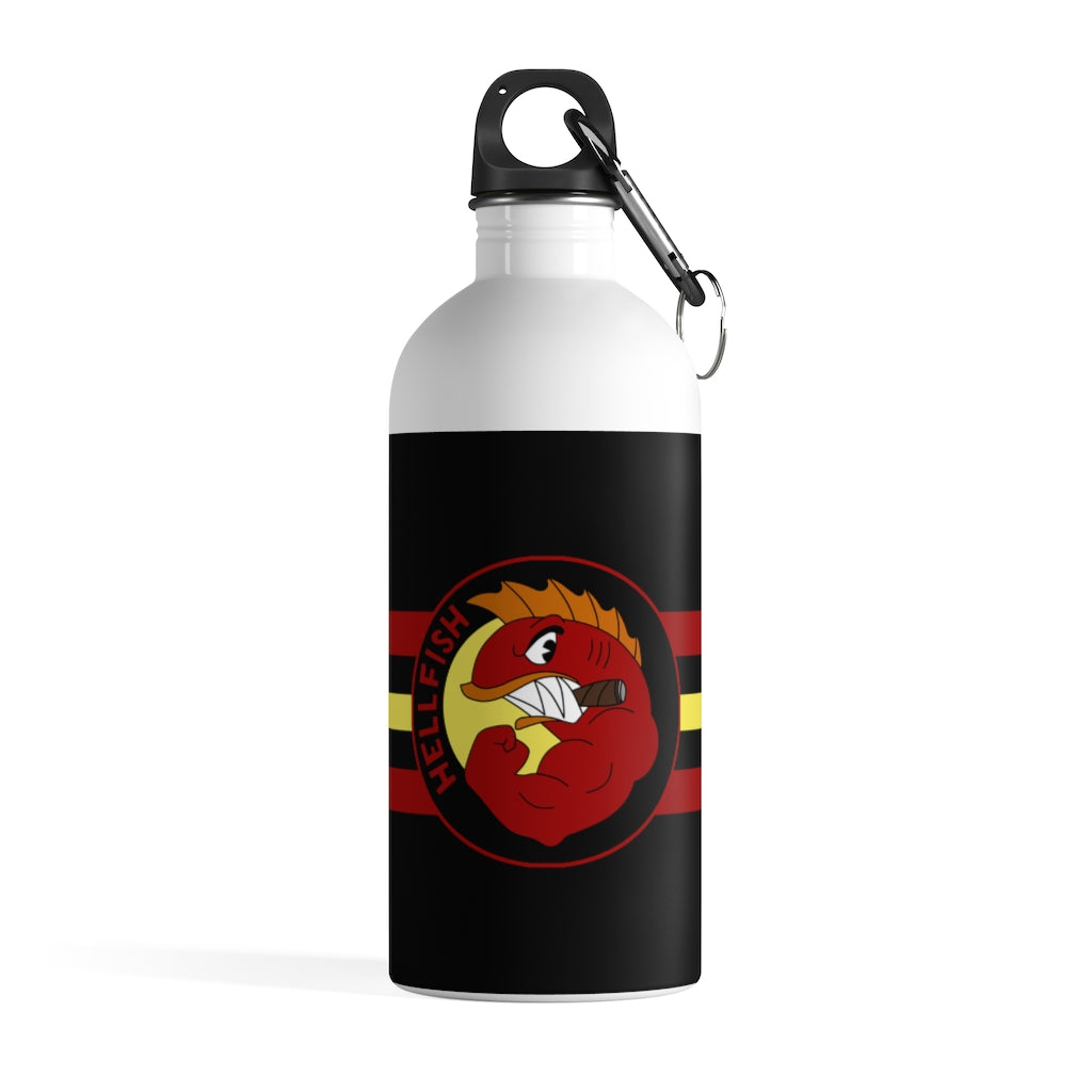 Stainless Steel Water Bottle - Hellfish