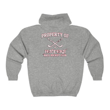 2 SIDED  Unisex Heavy Blend™ Full Zip Hooded Sweatshirt -JESTERS