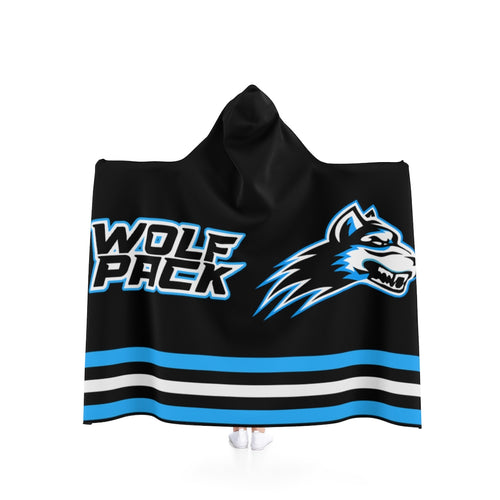 Hooded Blanket - WOLF PACK