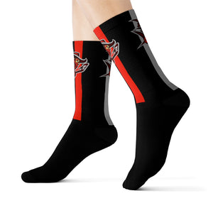 Sublimation Socks - Outlaws