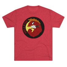 Men's Tri-Blend Crew Soft Tee (11 colors available) - Hellfish