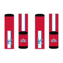 Sublimation Socks - Americans_Jr
