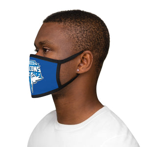 Mixed-Fabric Face Mask - FALCONS
