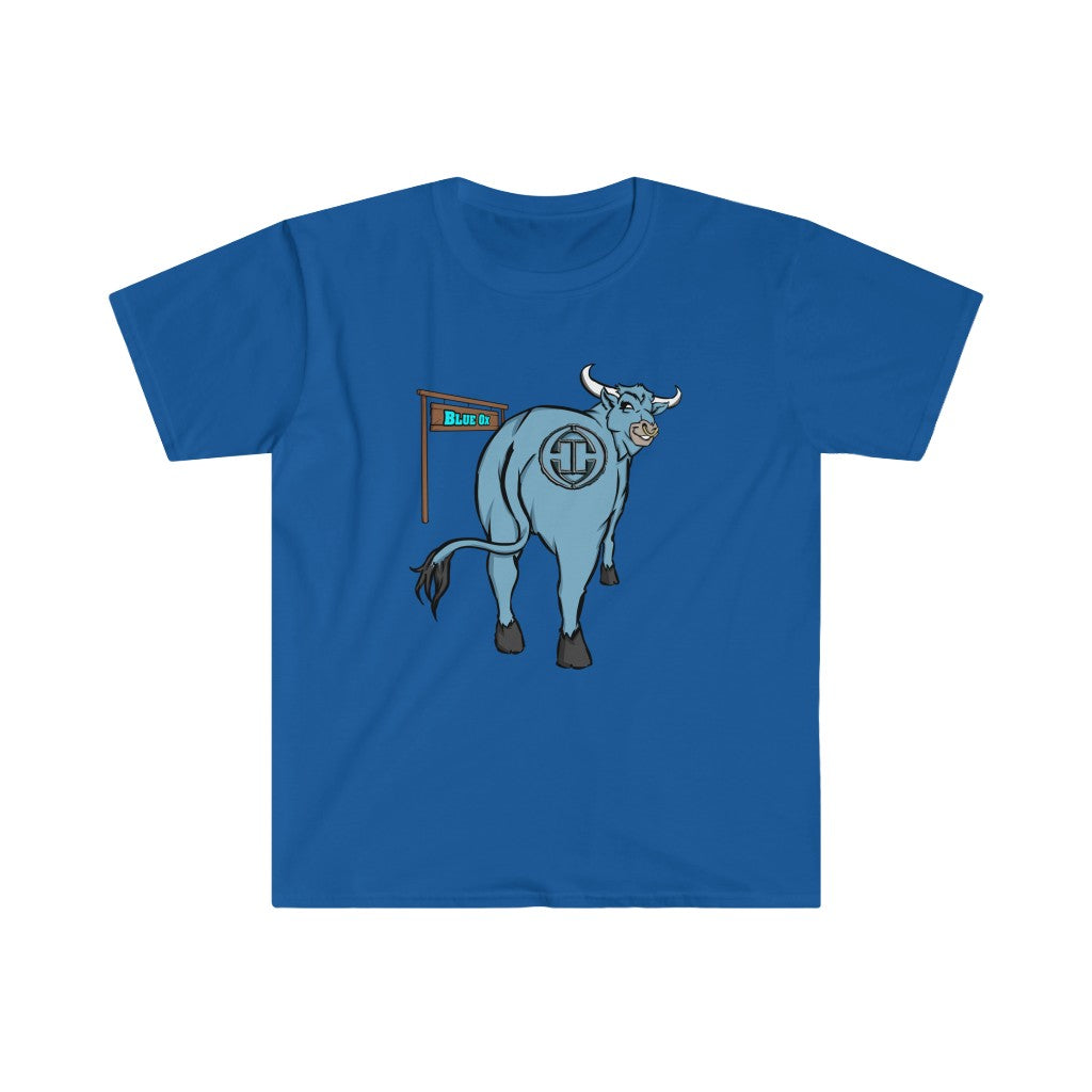 Blue Ox HH Men's Fitted Short Sleeve Tee