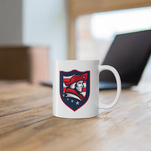 Mug 11oz GREY PATRIOTS