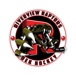 Raptors Helmet Decal