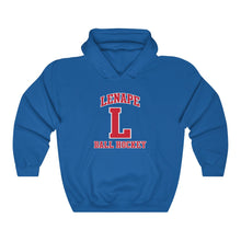 Hooded Sweatshirt - (12 colors available) - Lenape