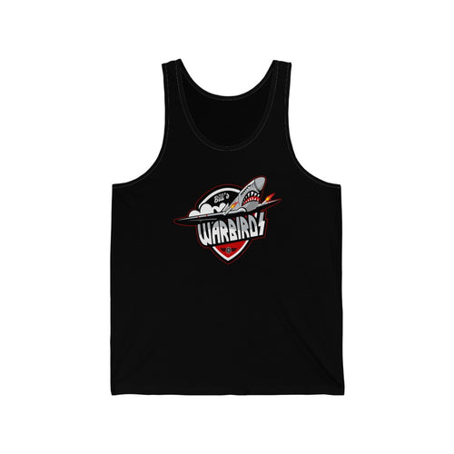 Unisex Jersey Tank (5 Colors) - Warbirds