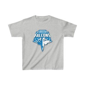 Kids Heavy Cotton™ Tee- 12 COLORS - FALCONS