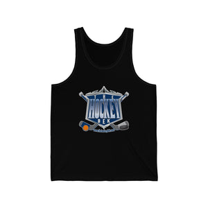 Unisex Jersey Tank (5 Colors) - The Hockey Dek