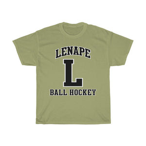 Unisex Heavy Cotton Tee - (14 Colors) - Lenape