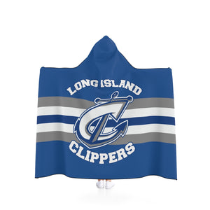 Hooded Blanket - Clippers