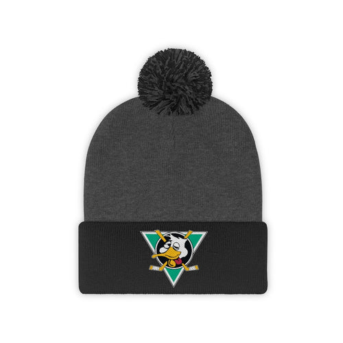 Pom Pom Beanie - Mighty Drunks