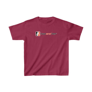 Kids Heavy Cotton™ Tee - 2 and 10  (13 colors available)