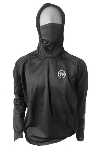 Cold Gear Hooded Shirt with Built in Mask *NEW