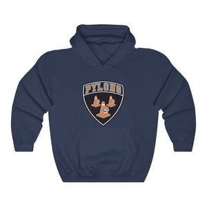 Hooded Sweatshirt - (12 colors available) - PYLONS