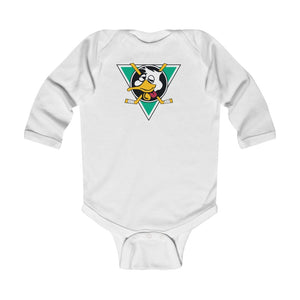 Infant Long Sleeve Bodysuit -DRUNKS