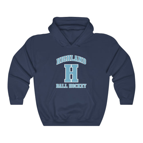 Hooded Sweatshirt - (12 colors available) Highland