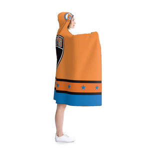 Hooded Blanket - PYLONS