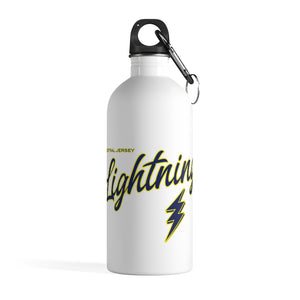 Stainless Steel Water Bottle - Lightning