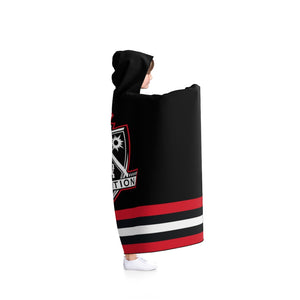 Hooded Blanket - (2 sizes) - AIT