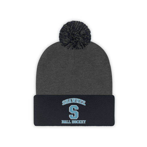 Pom Pom Beanie - (8 colors available)  - Shawnee