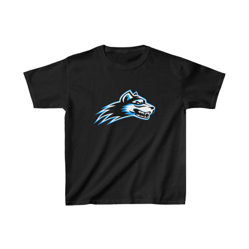 Kids Heavy Cotton™ Tee - WOLF PACK