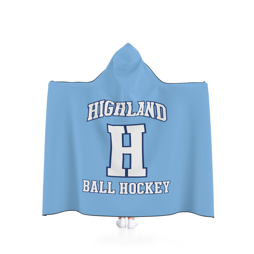 Hooded Blanket - (2 sizes) Highland