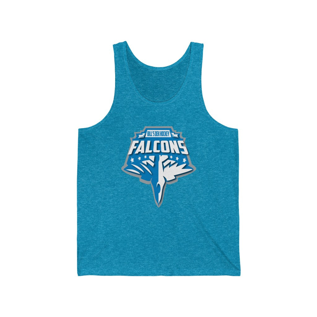 Unisex Jersey Tank (5 Colors) - FALCONS