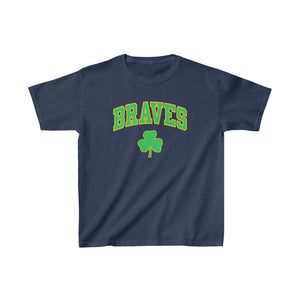 Kids Heavy Cotton™ Tee- 13 COLORS BRAVES