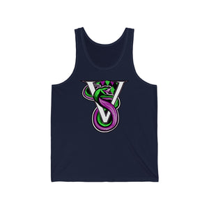 Unisex Jersey Tank (5 Colors) - Vipers