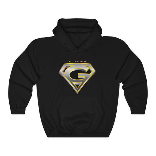 Hooded Sweatshirt - (12 colors available) - Gods_2