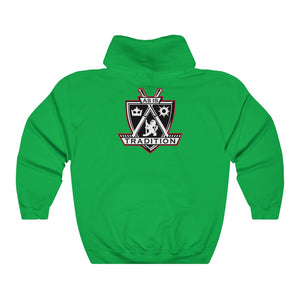 2 SIDED Fan Gear Hoodie - 12 COLORS - AIT
