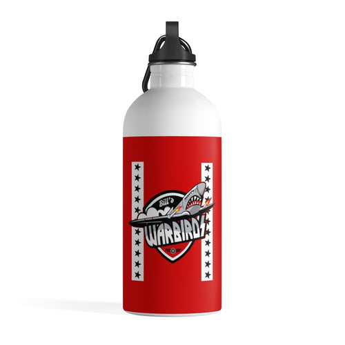 Stainless Steel Water Bottle - Warbirds