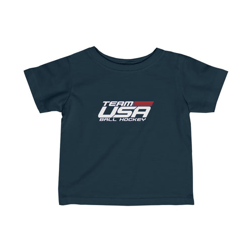 Infant Fine Jersey Tee - USDHF
