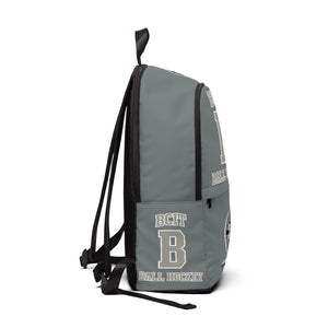 Unisex Fabric Backpack - BCIT