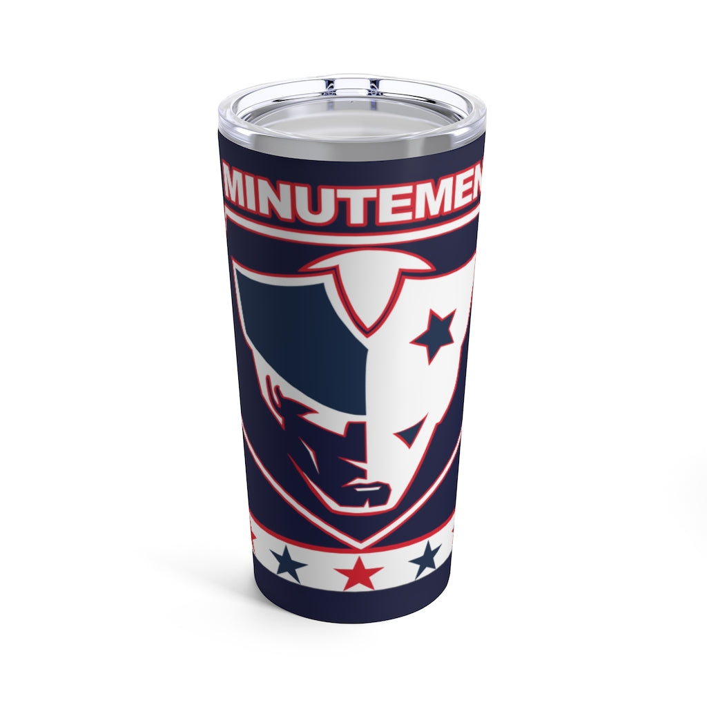 Tumbler 20oz -  MINUTE MEN